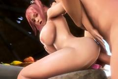 Hentai whore collection anal