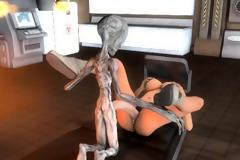 Hentai toy alien 3d